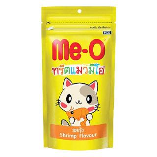 Snack bánh thưởng cho mèo vị cá hồi MeO Me-O Salmon Thái Lan 50g thumbnail