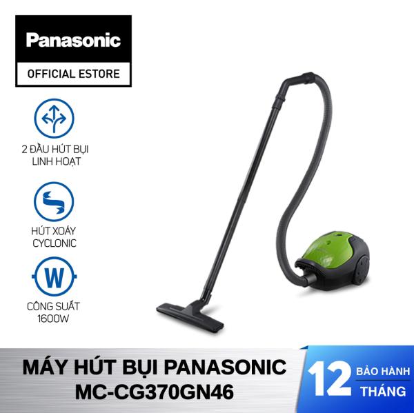 Máy Hút Bụi Panasonic PAHB-MC-CG370GN46 (850W) - Bảo Hành 12 Tháng - Hàng Chính Hãng