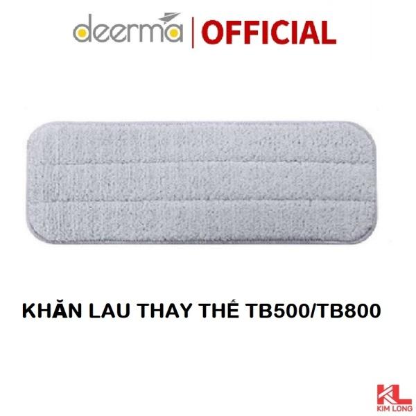 Khăn thay thế cây lau nhà Xiaomi Deerma TB500 TB800