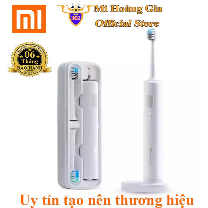 Bàn Chải Đánh Răng Thông Minh Xiaomi Doctor-B (White)