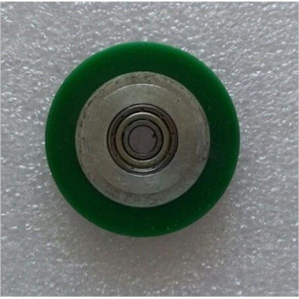 Bảng giá Bánh xe load giấy màu xanh là dùng cho máy bế demi rọc demi thẳng Phong Vũ
