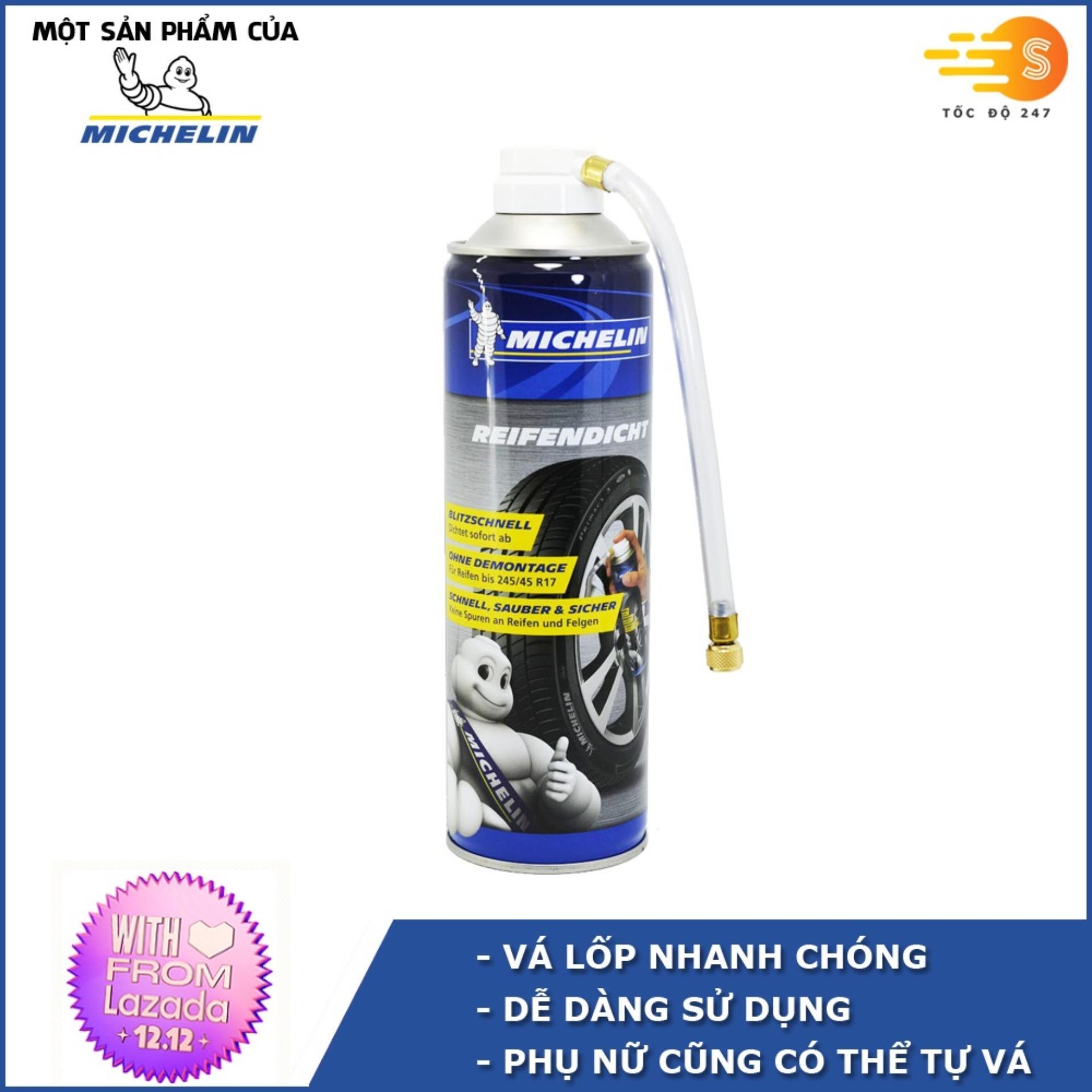 Chai vá lốp xe khẩn cấp Michelin 92423