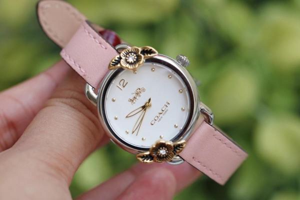 Đồng hồ Coach siêu xinh 2 màu bán chạy