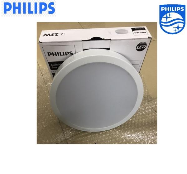 Đèn down light gắn nổi LED Philips DN027C LED 11W -15w-18w-23w tròn