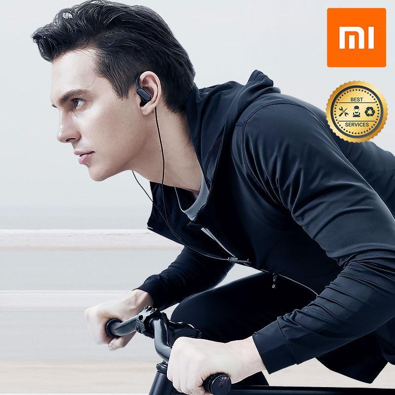 Tai Nghe Mi Sports Bluetooth Earphones (Black) Bluetooth 4.1 Công Nghệ Hi-Res - Hàng Chính Hãng