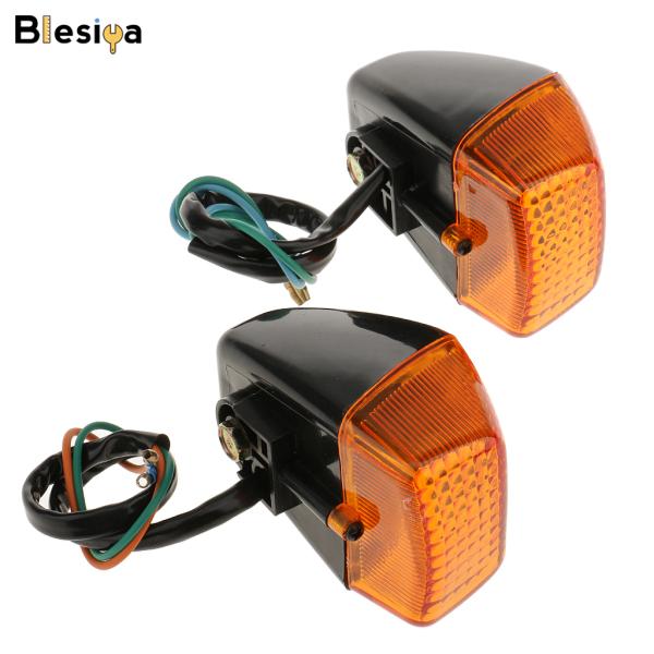 Blesiya Bóng Đèn LED Rẽ Xe Máy, Đèn Báo Hiệu Cho Honda VFR400 CBR250