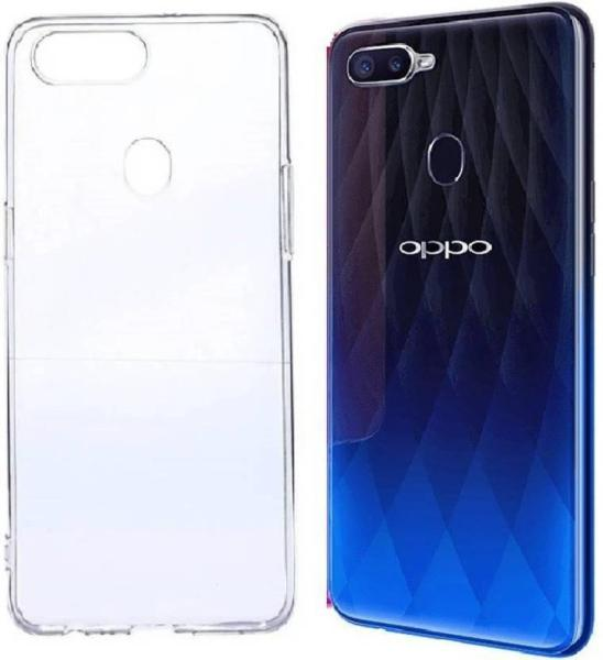 Ốp Oppo F9 dẻo trong suốt (Loại đẹp)