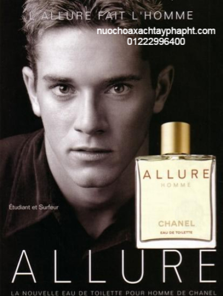 Chanel Allure Homme 100ml  FREE SHIP