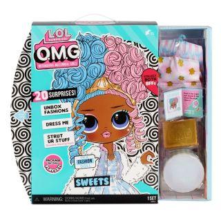 Đồ Chơi LOL SURPRISE Búp bê thời trang OMG- Sweet ngọt ngào 572763EUC thumbnail