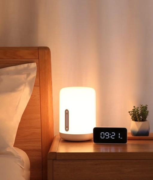 🔝 Đèn Ngủ Thông Minh Xiaomi Mijia Gen 2 Đổi màu đèn WRGB Tăng giảm độ sáng Tắt mở đèn Điều Khiển Qua Điện Thoại - Hàng Chính Hãng ▄▀▄▀▄▀