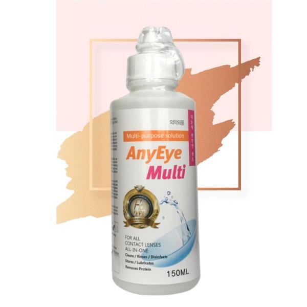 Giá bán Giá Gốc - Nước Ngâm Rửa Kính Áp Tròng Anyeye Multi 150Ml