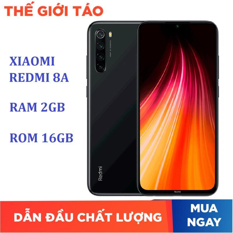 Điện thoại Xiaomi Redmi 8A - RAM 2GB - ROM 16GB - Nguyên Seal mới 100% - Fullbox - ĐEN - Thế giới Táo