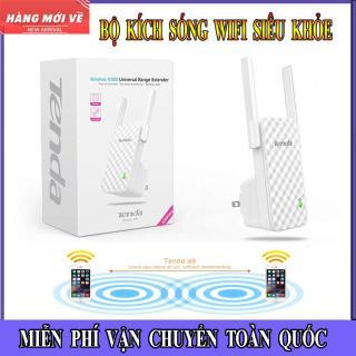 Kích Sóng Wifi Tenda , Bộ Kích Sóng Wifi Tenda Kích Sóng Cực Mạnh Cài Đặt Dễ Dàng Sản Phẩm Chất Lượng Cao Bảo Hành Uy Tín 1 Đổi 1 thumbnail