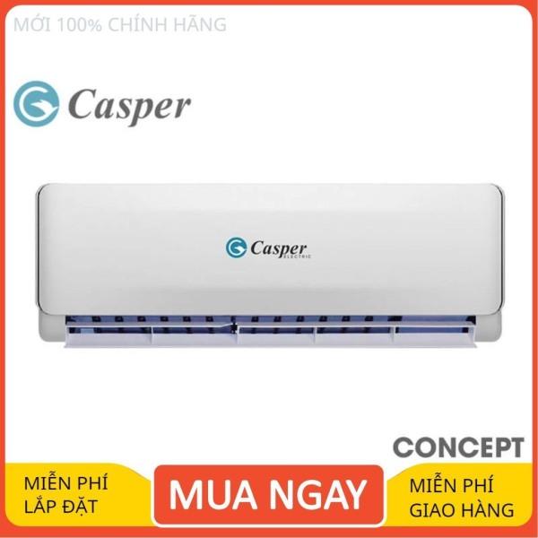 Điều hòa Casper 1 chiều 12000 Btukhông inverter LC-12TL32