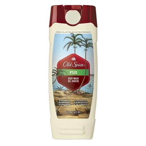 Sữa tắm Old Spice Fiji Fresher Collection 473 ml cao cấp