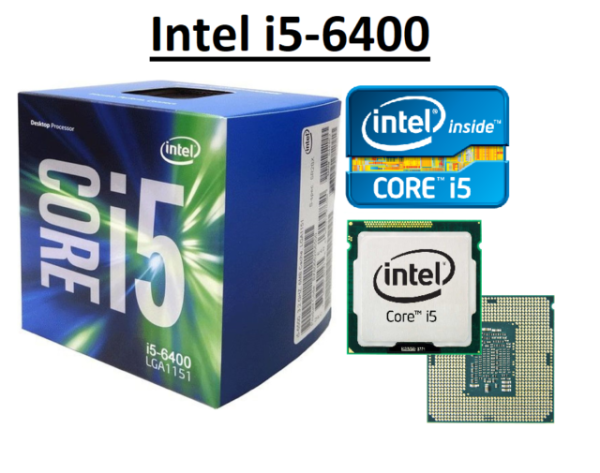 Giá Cpu/i5-6400 / 2.7GHz (3.3GHz Turbo) Quad Core / 1151 Socket / 6MB Cache / DDR4, DDR3L Controller / 65W TDP / Intel HD 530 Graphics/2nd