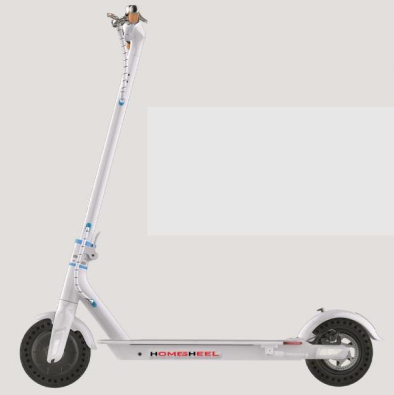Phân phối Xe Scooter điện Homesheel Tolomoo - Hồng