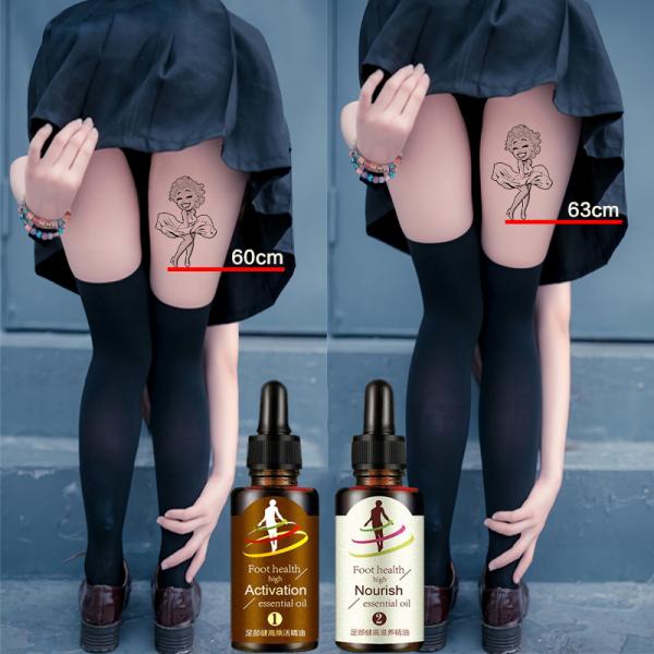 【hai chai】Tinh dầu tăng chiều cao, tinh dầu tăng trưởng cơ thể, sản phẩm chăm sóc sức khỏe bàn chân, thúc đẩy sự phát triển của xương, tăng trưởng chiều cao cho người trưởng thành, tăng trưởng chiều cao nhanh chóng cao cấp