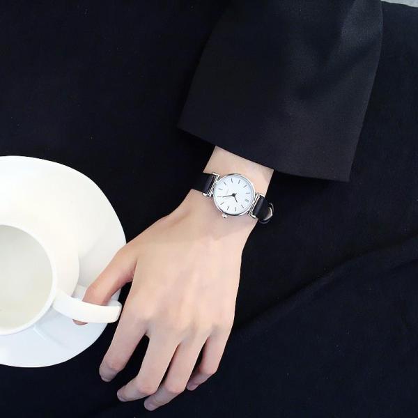 Đồng hồ thời trang nữ Viser mặt gạch SC734