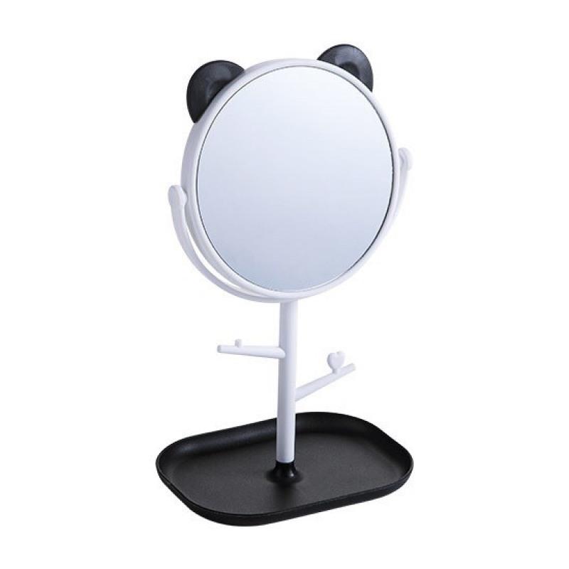 gương để bàn trang điểm tai mèo cao cấp