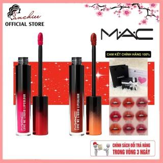 [Mới ra Mắt 2021] Son MAC kem chứa dưỡng ẩm MAC Love Me Liquid Lipcolour - Liquid Lipstick 3.1ml thumbnail