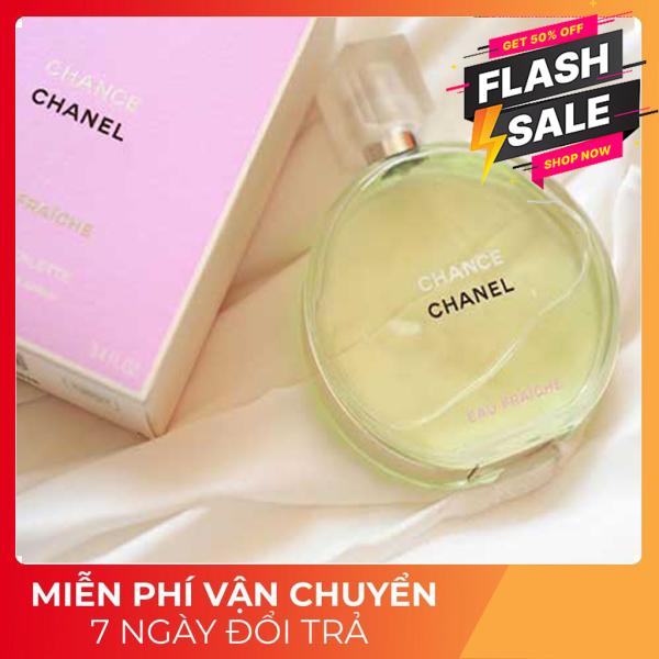 Nước hoa nữ Chanel Chance Eau Fraiche Women 100ml