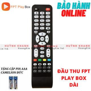 REMOTE ĐẦU THU FPT PLAY BOX CHÍNH HÃNG BỀN ĐẸP thumbnail
