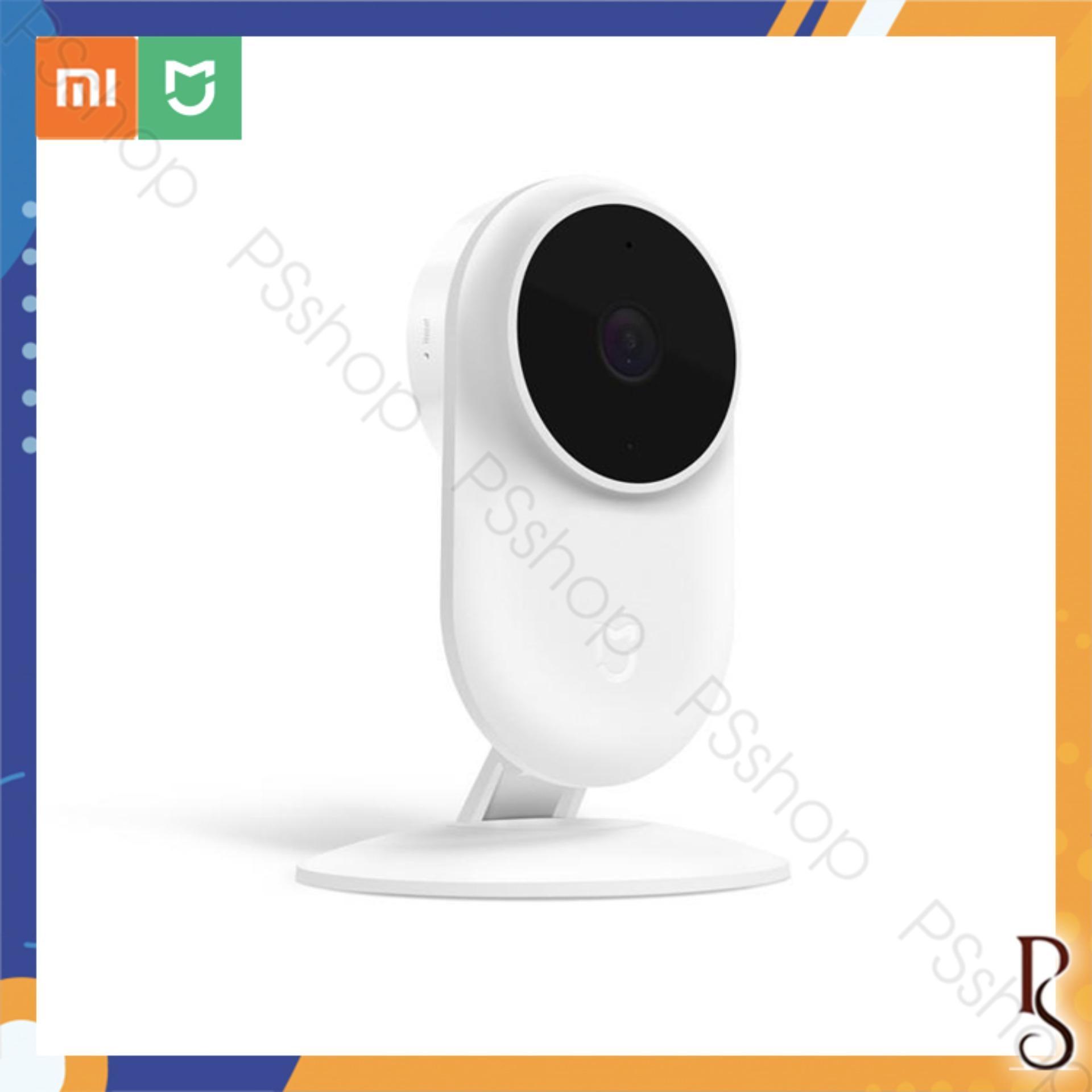 Camera IP giám sát hồng ngoại Xiaomi Mijia, độ phân giải 1080p, góc nhìn rộng 130 Độ (2018) - Bảo hành 6 tháng