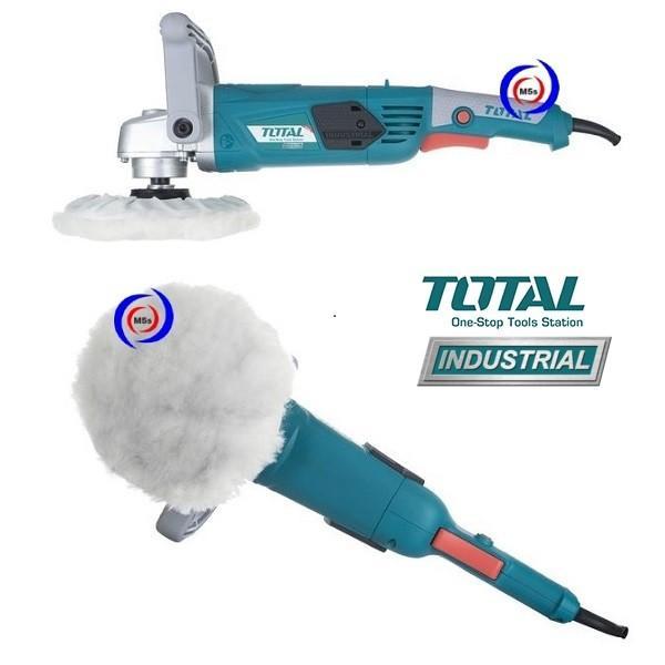 Máy đánh bóng góc 1400W TOTAL TP1141806
