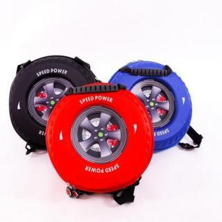 Ba lô hình bánh xe 3D cho bé trai thumbnail