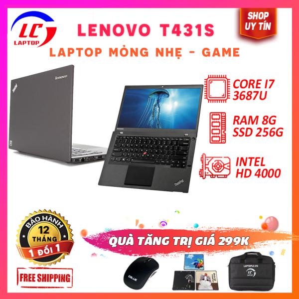 Bảng giá Laptop chuyên đồ họa lenovo thinkpad t431s gaming cơ bản giá rẻ, laptop lenovo Phong Vũ