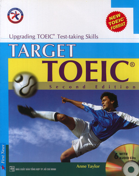 Mua Sách - Target TOEIC - Second edition