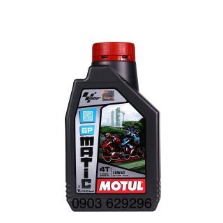 Dầu nhớt Motul moto GP Power 10W40 MA2 chai 800ml - nhớt cho xe số - dòng nhớt mới của hãng Motul tương tụ 3100 Silver thumbnail