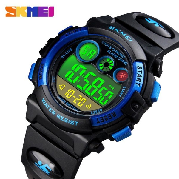 Nơi bán 【SKMEI Official】 Sport Children Watch Waterproof LED Digital Watches Multifunction Sports Electronic Watch for Kids Boys