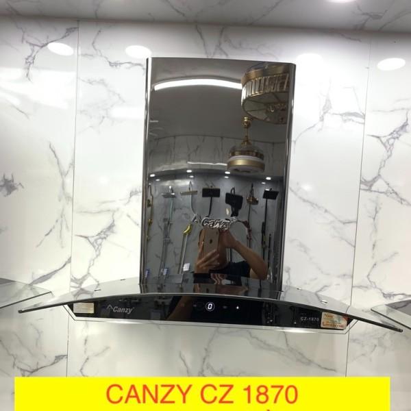 Máy Hút Mùi Canzy CZ 1870