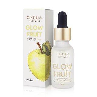 Serum (Tinh Chất) Vitamin C Zakka Naturals Glow Fruit Brightening Dưỡng Trắng, Mờ Thâm, Căng Bóng Và Chống Lão Hóa 20g thumbnail