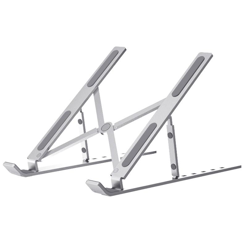 Giá đỡ LAPTOP Stand MACBOOK IPAD bằng nhôm có thể gấp gọn điều chỉnh độ cao D103