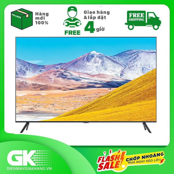 Bảng giá [THU THẬP VOUCHER GIẢM 1.000K TỪ LZD] 82TU8100 Crystal UHD 4K Smart TV (2020)