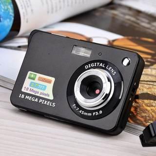 Máy Ảnh Kỹ Thuật Số ACEHE 2.7 Inch Màn Hình TFT LCD 18MP 720P 8x Zoom HD Máy Quay Phim Chống Rung Quay Video CMOS Micro Quà Tặng Cho Trẻ Em