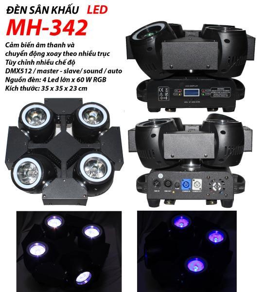 Đèn sân khấu Led MH-342