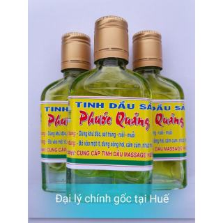 Combo 3 chai tinh dầu xả chống muỗi 100ml thơm lừng thumbnail