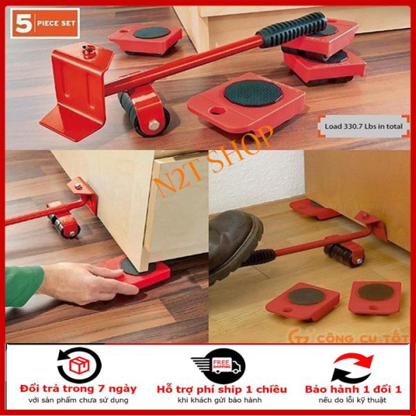 dụng cụ di chuyển đồ đa năng thông minh  trong nhà dễ dàng, Bộ dụng cụ nâng và di chuyển đồ,