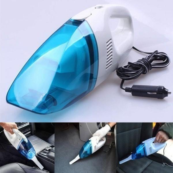 Máy hút bụi xe ô tô cầm tay Vacuum cleaner-Chạy 12V Di Động Mini Cho Xe Ô Tô Xe Tự Động Sạc Khô Ướt Máy Hút Bụi Cầm Tay