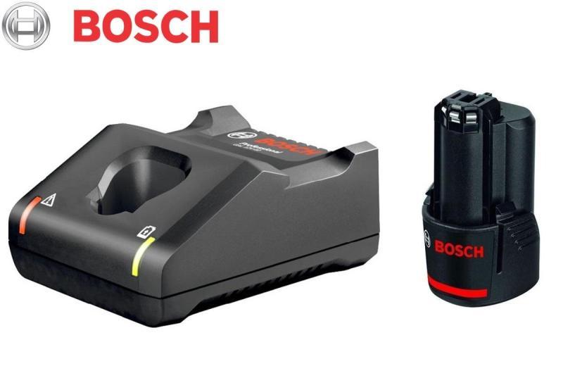 Bộ 1 pin 12V  và 1 sạc nhanh Bosch GAL 12V-40 (Bosch)