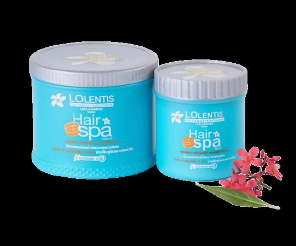 Ủ tóc Lolentis Hair SPA Leelawadee Nano 500 ml Thái Lan