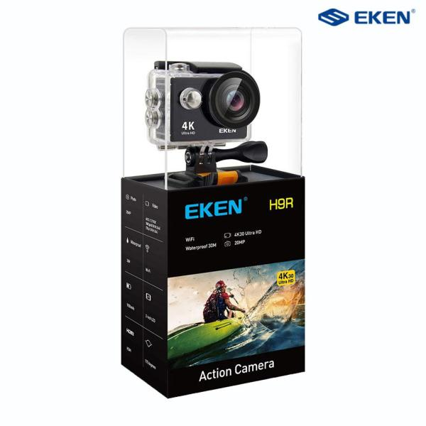 Camera Hành Trình Eken H9R version 7 - Tặng khóa học làm VIDEO chuyên nghiệp - Bảo Hành 12 tháng - Eken Official Store