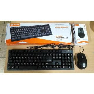 Ba n phi m Meetion K202 (USB, Co dây) thumbnail