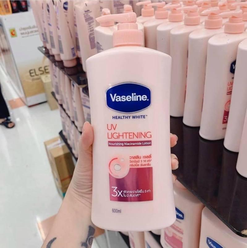 Dưỡng thể Vaseline Healthy White UV lightening