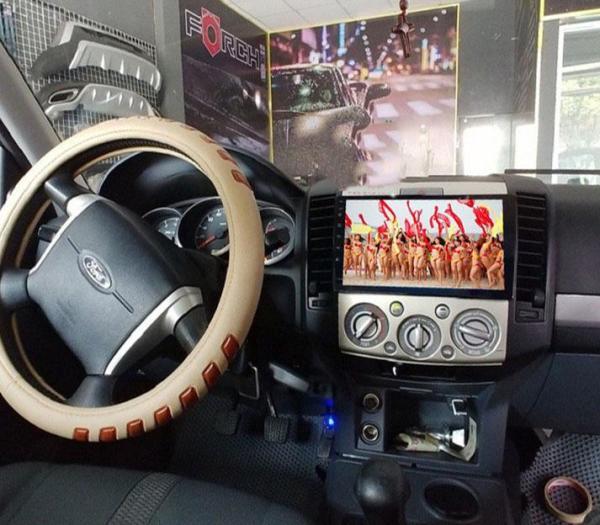 [Trả góp 0%] Màn hình android 9 inchs theo xe Everest 2008-2012chạy sim 4G Ram 2G  Rom 32G Anrdroid 8.1 ra lệnh giọng nóiphát wifidẫn đườngTặng sim 4G siêu tốc . Hàng theo xe cắm giắc có kỹ thuật viên hướng dẫn lắp đặt