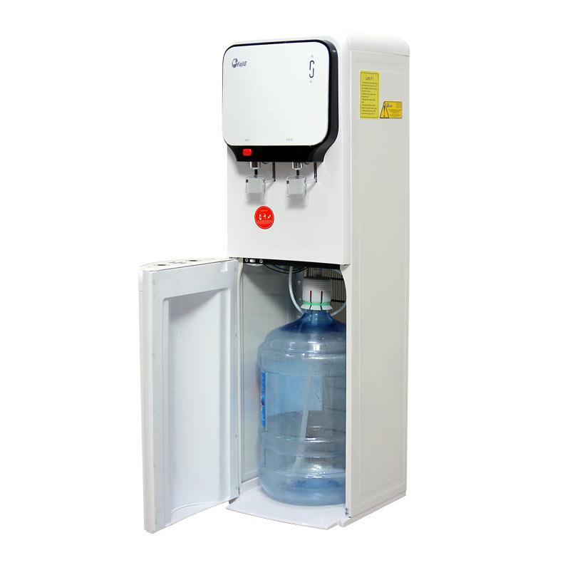 Cây nước nóng lạnh cao cấp FujiE WD6000C, Bình nước âm đặt dưới